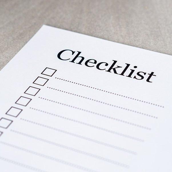Autism Syptoms & Characteristics Checklist